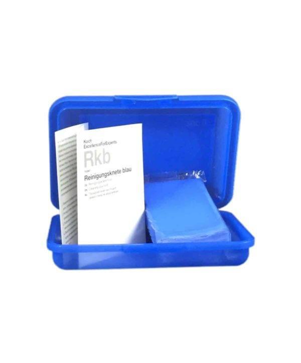 Bild von KochChemie® – Reinigungsknete blau 200g