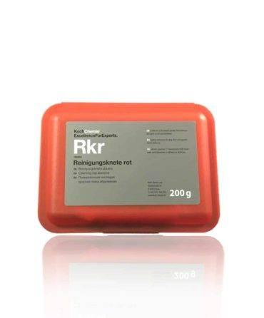 Bild von KochChemie® – Reinigungsknete rot 200g