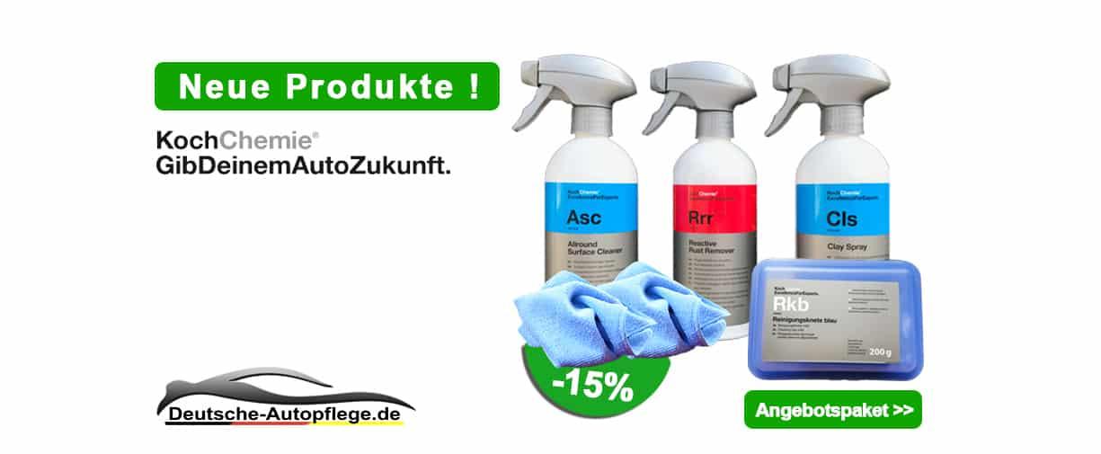 Bild NEUE KochChemie Produkte - Angebotspaket