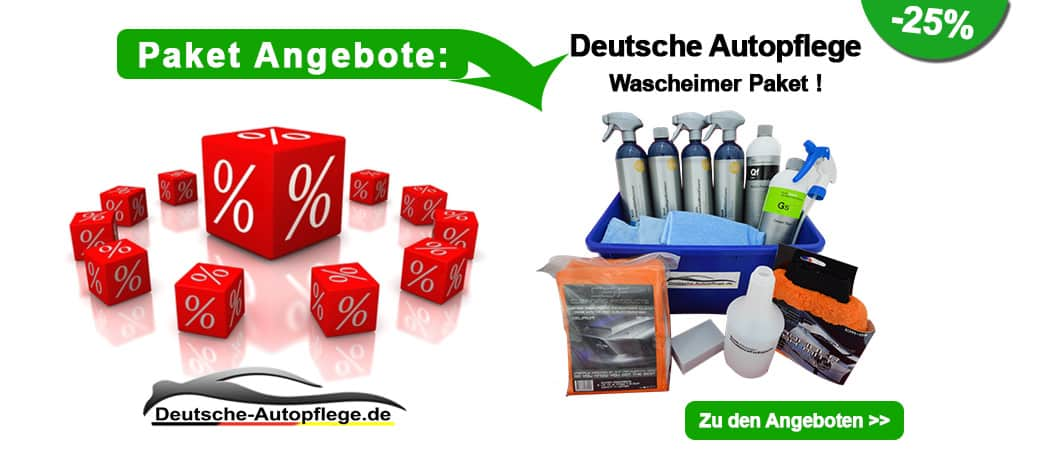 Deutsche Autopflege Angebote