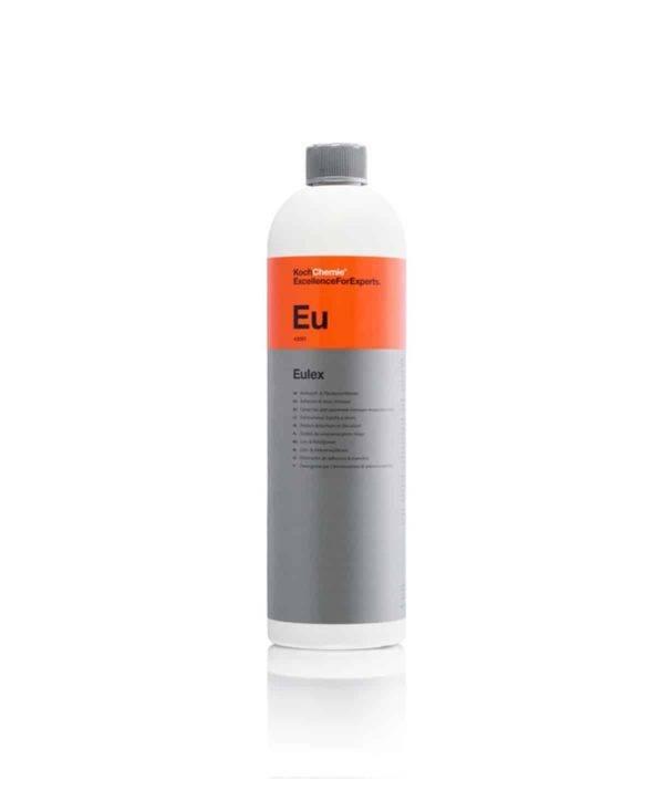 Bild von KochChemie® – Eulex Klebstoff-, Tinten-, Gummi- & Fettentferner 1L