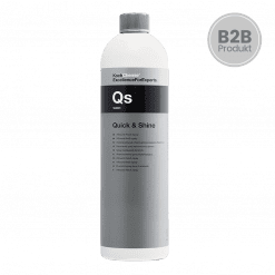 Koch Chemie Sprühversiegelung Quick & Shine Autoaufbereitung Lackpflege 1l 1000ml Gewerbekunden B2B