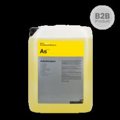 Ein Kanister (11kg) Autoshampoo As von Koch Chemie zur Autowäsche im Profi-Bereich