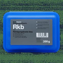 Koch Chemie Reinigungsknete Blau - Profi Reinigungknete für die Autoaufbereitung und die Lackpflege