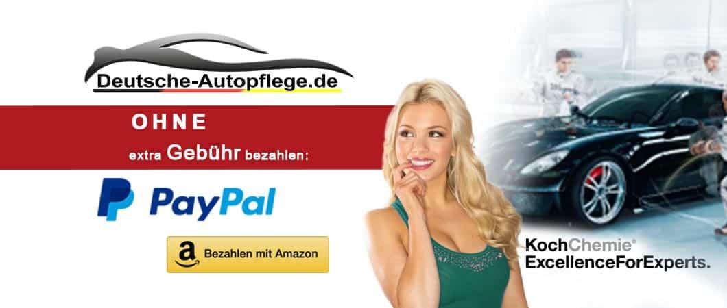 Bild von Zahlungsgebuehr Deutsche-Autopflege.de
