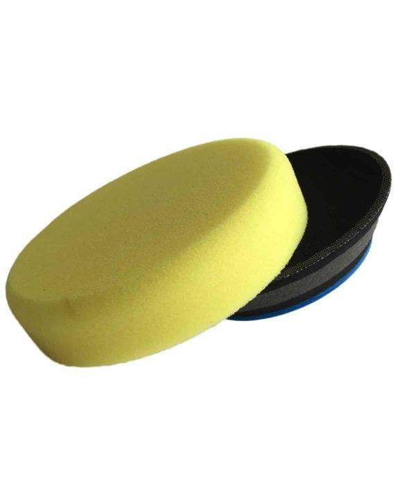 Bild von KochChemie® – Polierteller sandwichØ 123 mm – Stützteller mit Schleifschwamm