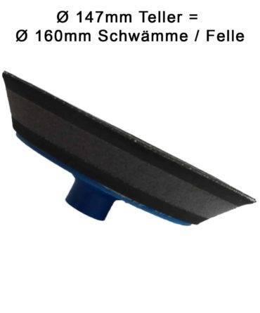 Bild von KochChemie® – Polierteller sandwich Ø 147 mm – Stützteller