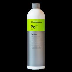 Flasche des Koch Chemie Po Pol Star der Polsterreiniger in der professionellen Autopflege in der 1l Flasche