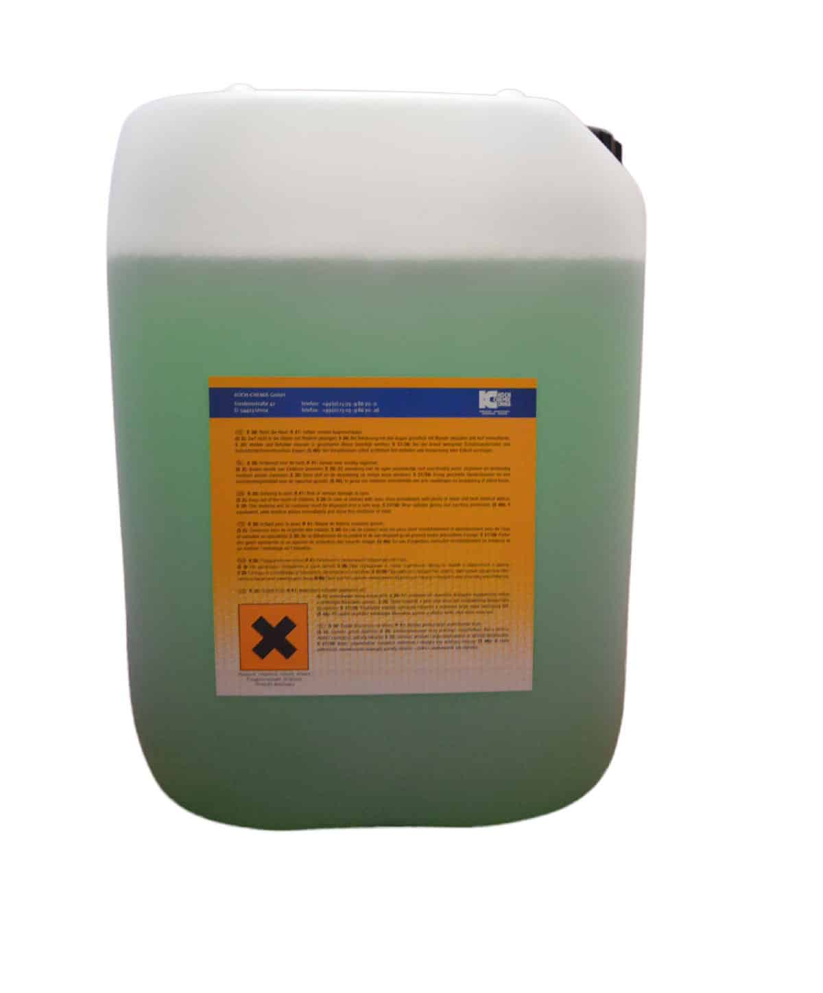 Kochchemie vorreiniger copo star bmp t 10 liter for Koch chemie pol star