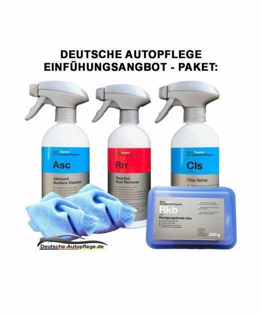 Bild von Deutsche Autopflege – KochChemie Paketangebot neue Produkte