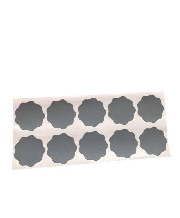 Bild von Schleifblüten Bogen einzeln