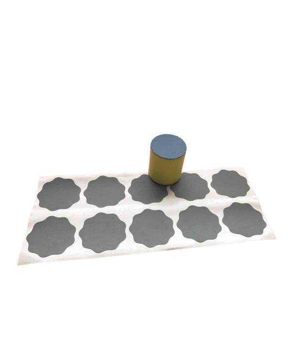 Bild von Schleifblüten Bogen & Stempel Set