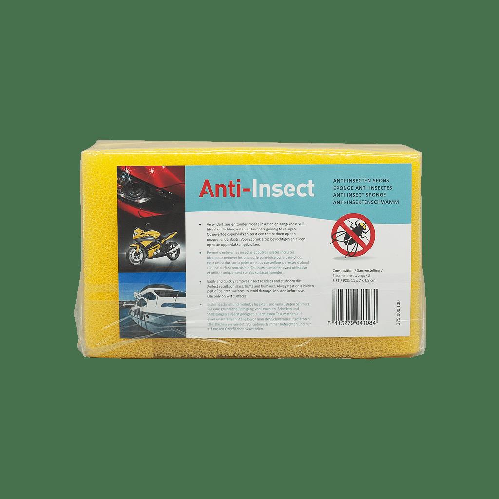 Deutsche Autopflege Anto-Insect Insektenschwamm 5er Set
