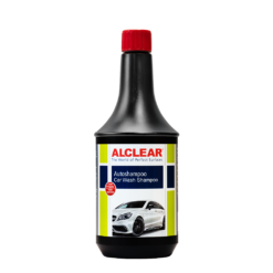 Alclear Autoshampoo Konzentrat mit Glanz- und Abperleffekt in der 1l Flasche