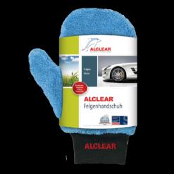 Alclear Felgenhandschuh für schonende Mikrofaser-Alufelgen-Reinigung