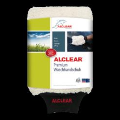 Alclear Premium Waschhandschuh mit hochwertiger Mikrofaser